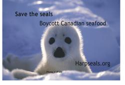 Harpseals.org's Action Cards