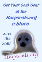 Get Seal Gear at the Harpseals.org E-Store