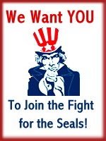 Join the Harpseals.org Campaign