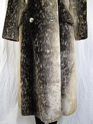 Seal Fur Coat Coat Nj