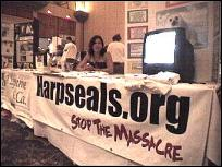 Harpseals.org at AR 2004 Conference
