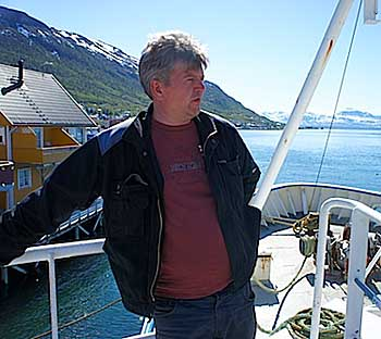 Bengt Koreneliussen - Norwegian sealer
